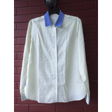 Camisa Blusa Social Feminina Le Lis Blanc