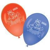 Balão Bexiga Galinha Pintadinha - 25 Unidades