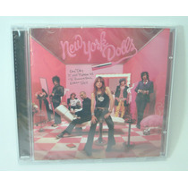 New York Dolls - One Day It Will Please Us To Rem Cd Lacrado