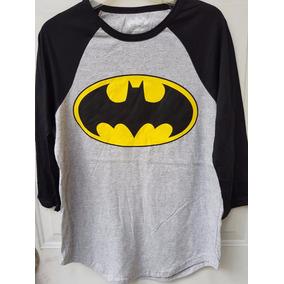 Playera Batman Raglan Hot Topic Original