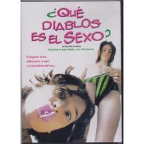Que Diablos Es El Sexo Du Poil Sous Les Roses Pelicula Dvd