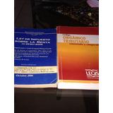 Codigo Organico Tributario Comentado Y Comparado, Ley D Islr