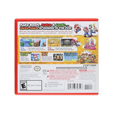 Mario & Luigi: Atasco De Papel - Nintendo 3ds