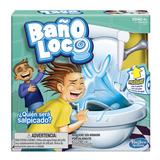 Hasbro Gaming Juego De Mesa Baño Loco