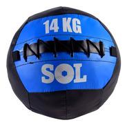 Pelota Con Peso Funcional Medicine Ball 14 Kg Sport Maniac