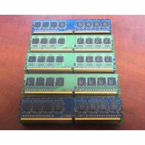 Memorias Ram Ddr2 Pc 1gb 667mhz Varias Velocidades Y Modelos