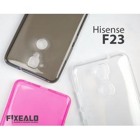 Funda Protector Crystal Case Tpu Transparente Hisense F23
