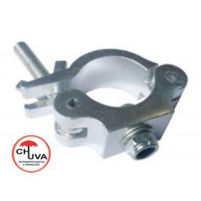 Algema Clamp Alumínio P/ Iluminação Treliça Q25/q30 Outlet