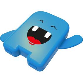 Estojo Para Guardar Dente De Leite (azul Ou Rosa) Angie