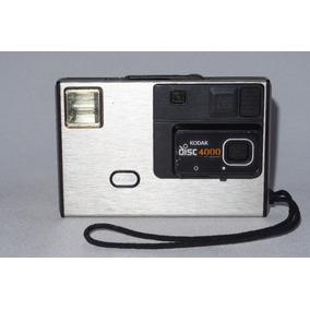 Camara Kodak Disc 4000 Vintage De Coleccion Antigua 80s