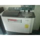 Lavadora Lg Eléctrica (con Centrifugado)