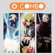Lonas De Naruto Kakashi Minato Madara  - Animeras