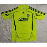 Camisa Palmeiras Verde Limão 2008 - Futebol no Mercado Livre Brasil 5118933f14ef4