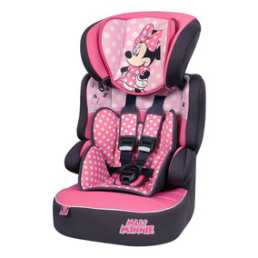Cadeira Cadeirinha De Carro - Minnie Disney - De 9 À 36kg