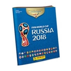 Album Da Copa Do Mundo Russia 2018 - Capa Mole