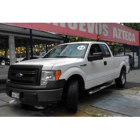 Impecable Camioneta Ford F-150 3.7 Xl Cabina Y Media At 2014