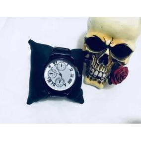Relógio Masculino Pulseira De Couro - Quartz-lindo