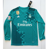 Playera Real Madrid 17/18+ Short De Regalo Con Envio Gratis