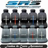 Funda Cubre Asiento Cuero Automotor Chevrolet Meriva Srs
