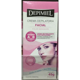 Depimiel Crema Depilatoria Facial Piel Sensible X 45g