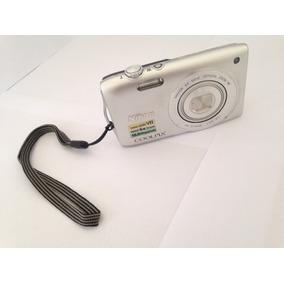 Camera Digital Nikon Coolpix S3300 S/cabo/bateria