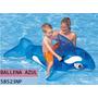 Flotador Ballena Intex Inflable Niños Piscina