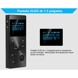 Reproductor Xduoo X3 Alta Definicion Portable Mp3 No Cowon