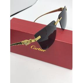 Oculos Cartier Leopard Original Fotos Reais Oportunidade