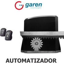 Portão Eletrônico Deslizante Garen Combat 220v Promoção !