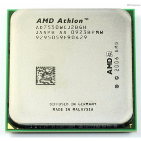 Amd Athlon X2 7550 Socket Am2 - 2.500 Mhz