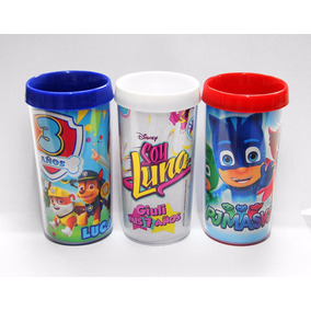 35 Vasos O Tazas Plasticos Mario Bros Fortnite Souvenir