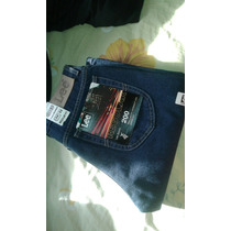 Jeans Lee Original, Azul, 32x32.