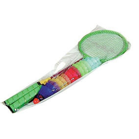 Set Badminton Metal