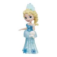 Miniatura Elsa - Frozen 2 - Little Kingdom- Hasbro