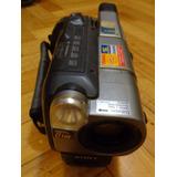 Camara Filmadora Sony Ccd-trv37