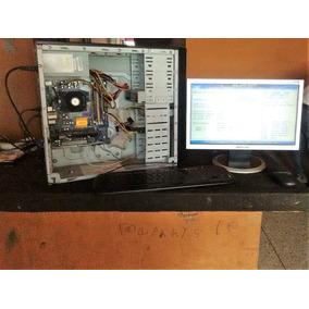 Pc Dualcore 5200 2.7mhz, 2gb Ram Ddr2, 160gbhdd, Monitor 17