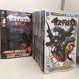 A Sombra Do Batman - Novos 52 - Panini - Ed. 0 A 22.