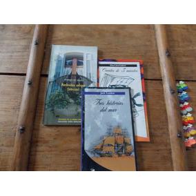 Banda Oriental 3 Libros- Jack London, Isidoro De María, Gaie