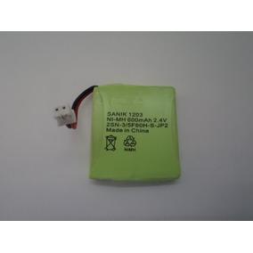 Batería Pila Telefono Telmex, 2sn-3/5f60h-s-jp2, 600mah