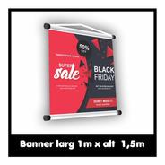 Banner Fotográfico 100x150cm Lona 440gr