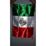 Bandera Mexico Esudo Escritorio 16x25cm Septiembre Fiestas