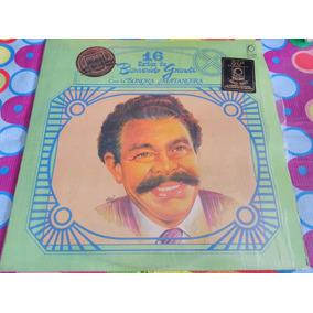 Bienvenido Granda Lp Sonora Matancera 16 Exitos 1983