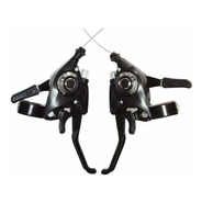 Shifters Integrados 3x7 Tipo Ez Fire Shimano Compatible