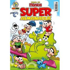 Super Almanaque Turma Da Mônica Vol. 1