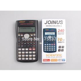 Calculadora Cientifica Js82msa Joinus