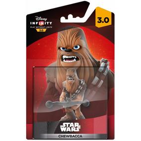 Boneco Disney Infinity 3.0 Star Wars Chewbacca P. Entrega