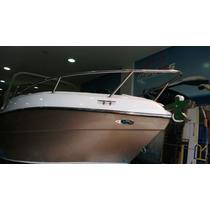 Lancha Solara 230 Cabin Motor 220 Hp 0km Pronta Entrega!