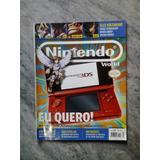 Nintendo World #135 Nintendo 3ds E Cobertura Da E3