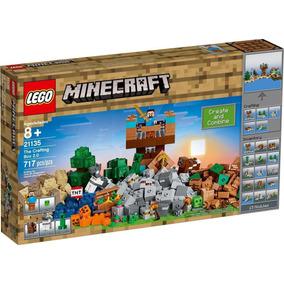 Lego Minecraft - Caixa De Criação Box 2.0 Lego