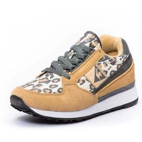 Zapatillas Le Coq Sportif Eclat W Tanned Cheetah